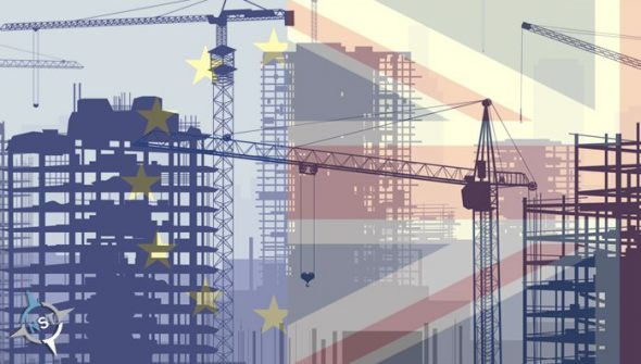 Image of construction work and Bexit