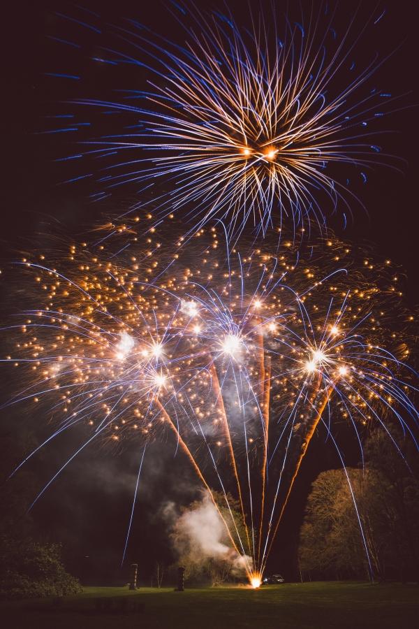 health & safety, Fireworks.